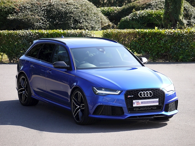 Audi RS6 4.0 TFSI Quattro - Litchfield Stage 2 Upgrade - Large 0