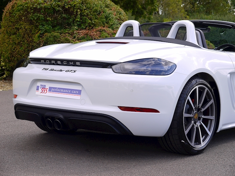 Porsche 718 Boxster GTS 2.5 Manual - Large 11