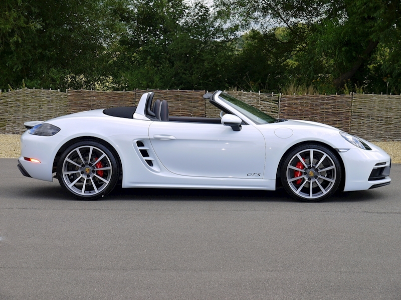 Porsche 718 Boxster GTS 2.5 Manual - Large 15