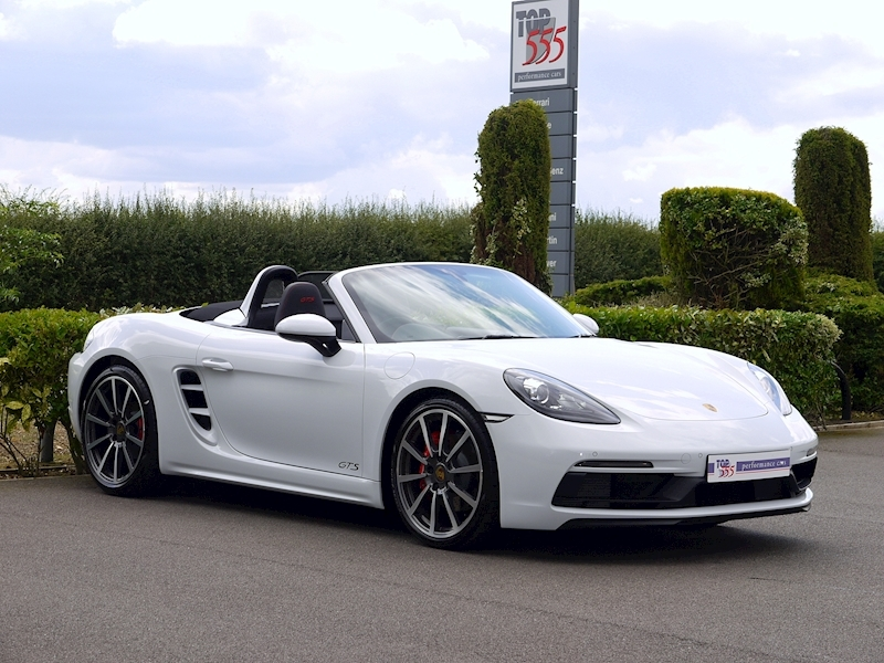 Porsche 718 Boxster GTS 2.5 Manual - Large 17