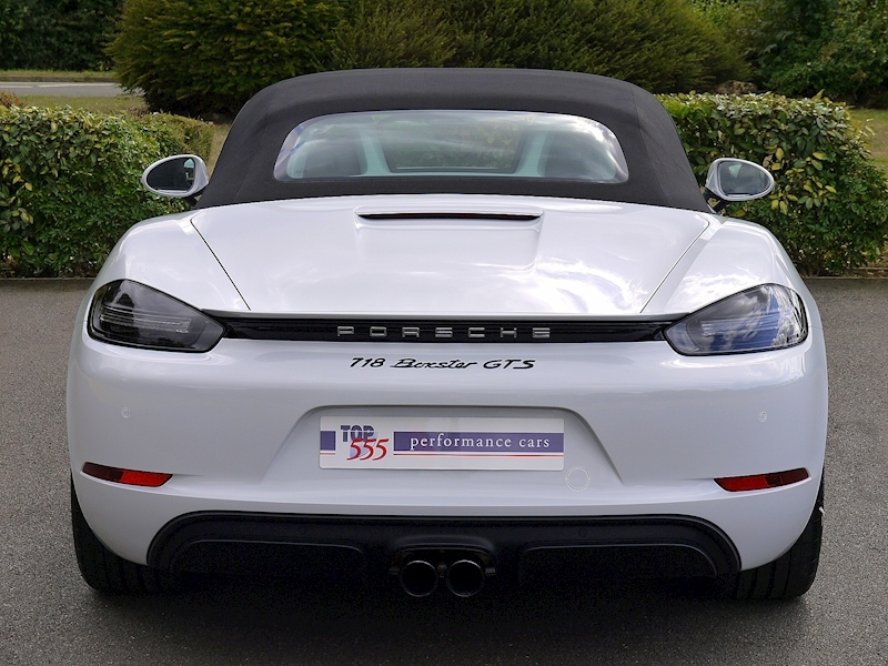 Porsche 718 Boxster GTS 2.5 Manual - Large 42
