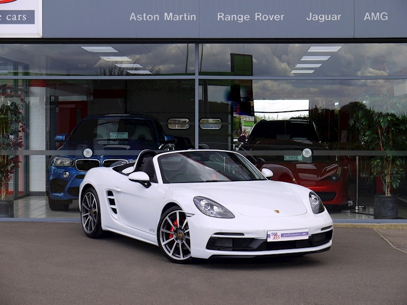 Porsche 718 Boxster GTS 2.5 Manual - Large 45