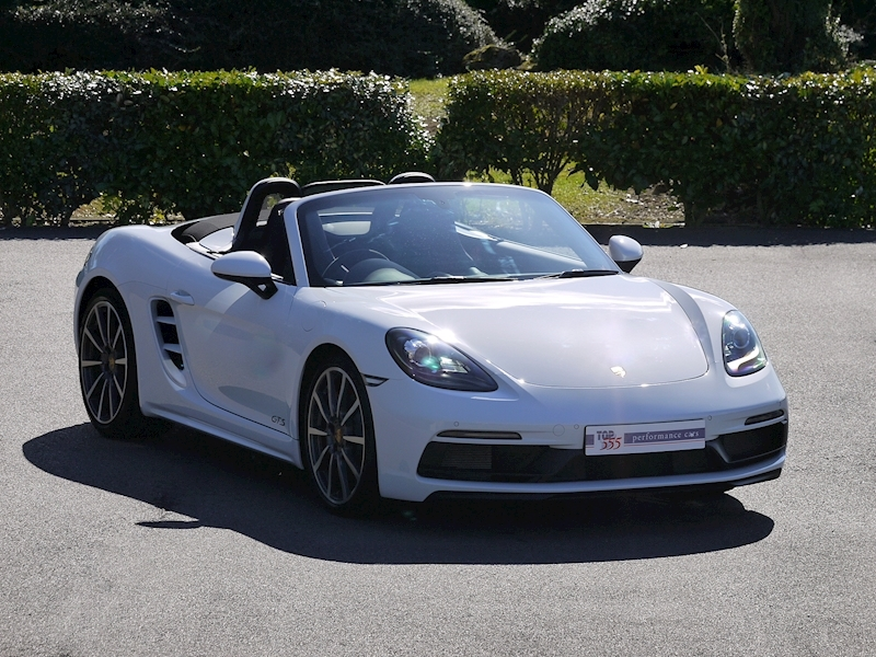 Porsche 718 Boxster GTS 2.5 Manual - Large 0