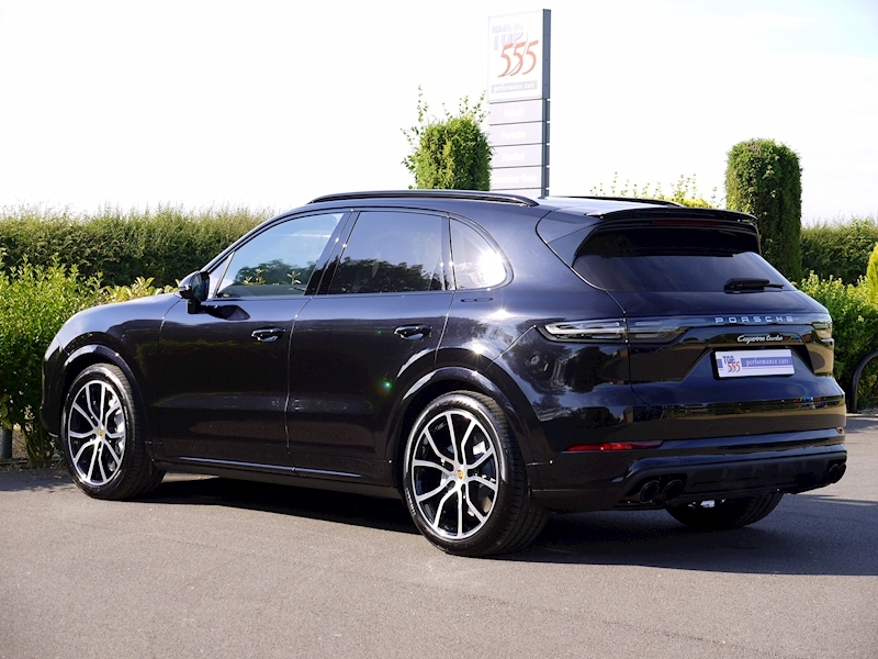 Porsche Cayenne Turbo V8 - New Model - Large 9