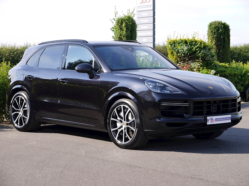 Porsche Cayenne Turbo V8 - New Model - Large 12
