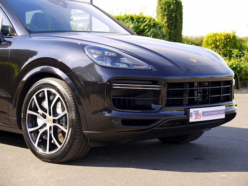 Porsche Cayenne Turbo V8 - New Model - Large 13