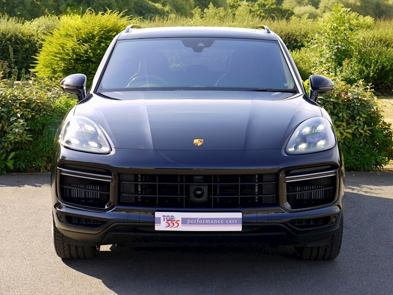 Porsche Cayenne Turbo V8 - New Model - Large 15