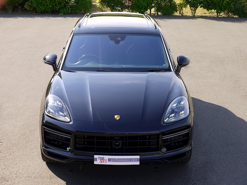 Porsche Cayenne Turbo V8 - New Model - Large 17