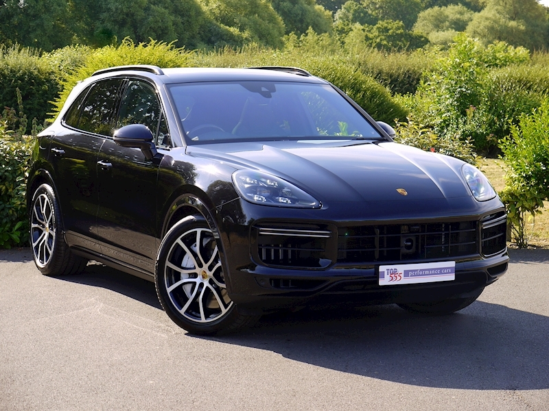 Porsche Cayenne Turbo V8 - New Model - Large 18