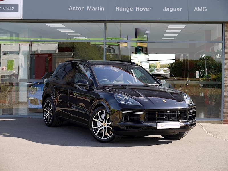 Porsche Cayenne Turbo V8 - New Model - Large 32