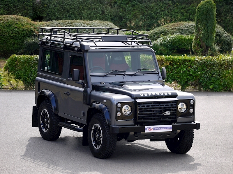 Land Rover Defender 90 Adventure Edition - 1 of 600 - Large 0