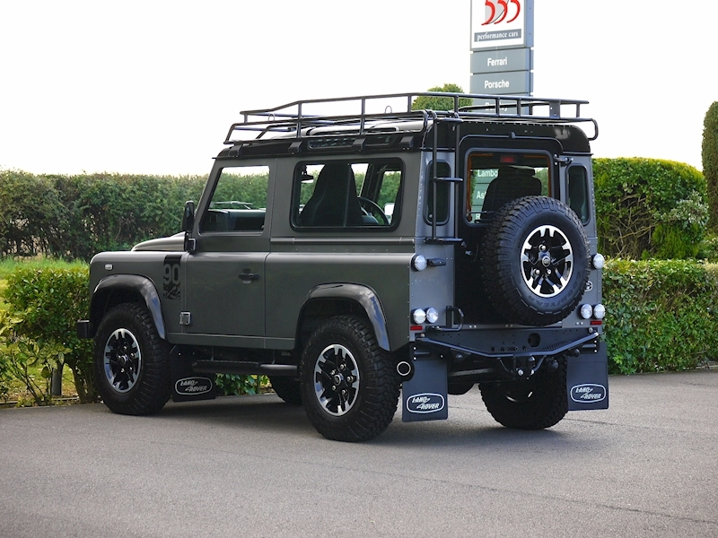 Land Rover Defender 90 Adventure Edition - 1 of 600 - Large 11