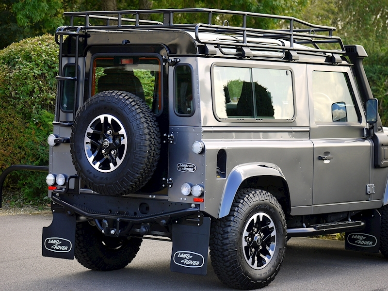 Land Rover Defender 90 Adventure Edition - 1 of 600 - Large 12