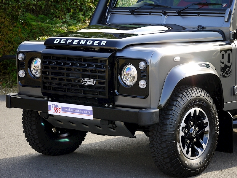 Land Rover Defender 90 Adventure Edition - 1 of 600 - Large 19