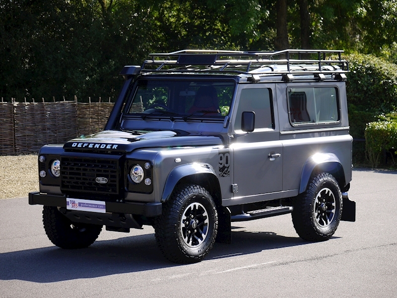 Land Rover Defender 90 Adventure Edition - 1 of 600 - Large 20