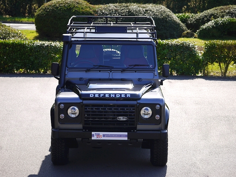 Land Rover Defender 90 Adventure Edition - 1 of 600 - Large 21