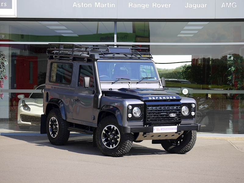 Land Rover Defender 90 Adventure Edition - 1 of 600 - Large 31