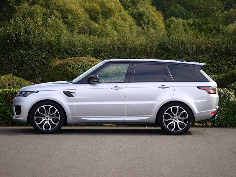 Land Rover Range Rover Sport 3.0 SDV6 Autobiography Dynamic - Large 4