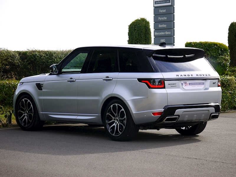 Land Rover Range Rover Sport 3.0 SDV6 Autobiography Dynamic - Large 10
