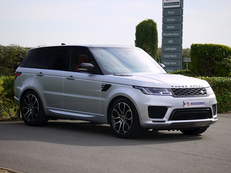 Land Rover Range Rover Sport 3.0 SDV6 Autobiography Dynamic - Large 22