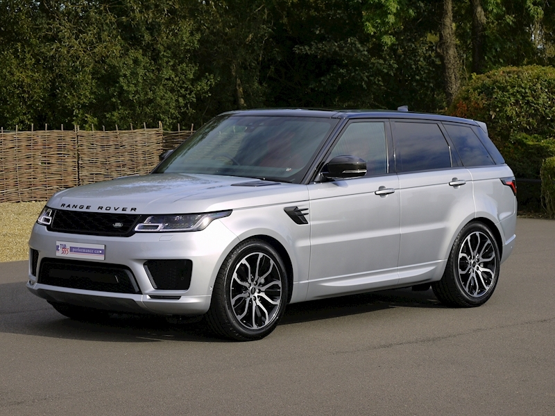 Land Rover Range Rover Sport 3.0 SDV6 Autobiography Dynamic - Large 24