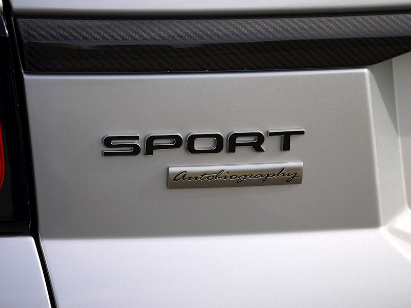 Land Rover Range Rover Sport 3.0 SDV6 Autobiography Dynamic - Large 36