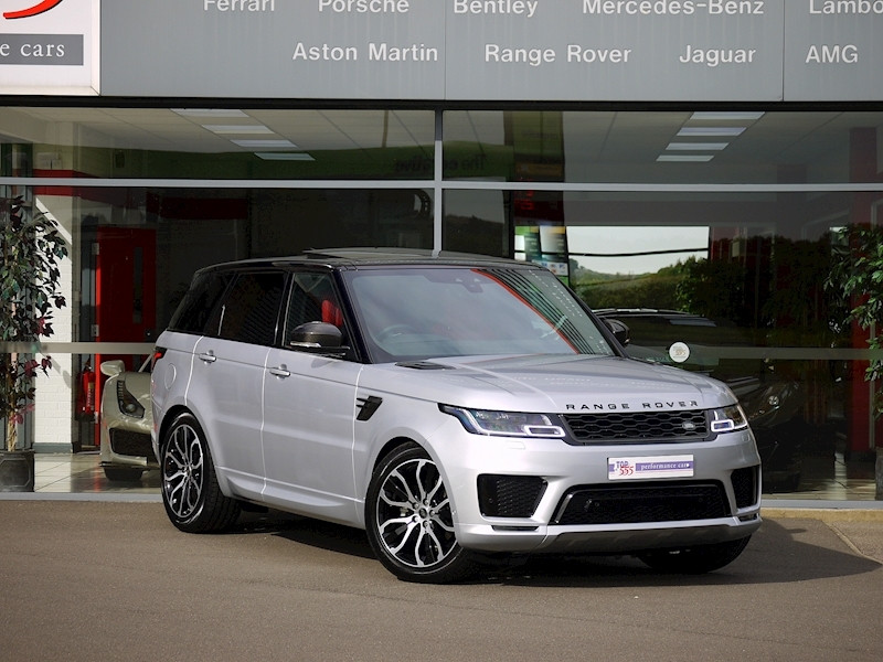 Land Rover Range Rover Sport 3.0 SDV6 Autobiography Dynamic - Large 37