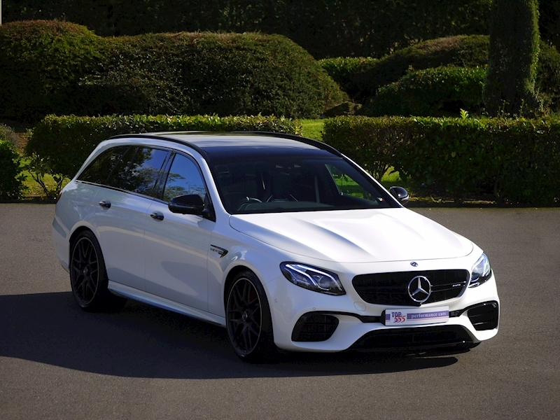 Mercedes-Benz E63 S AMG Estate 4.0 4Matic+ Premium - Large 0