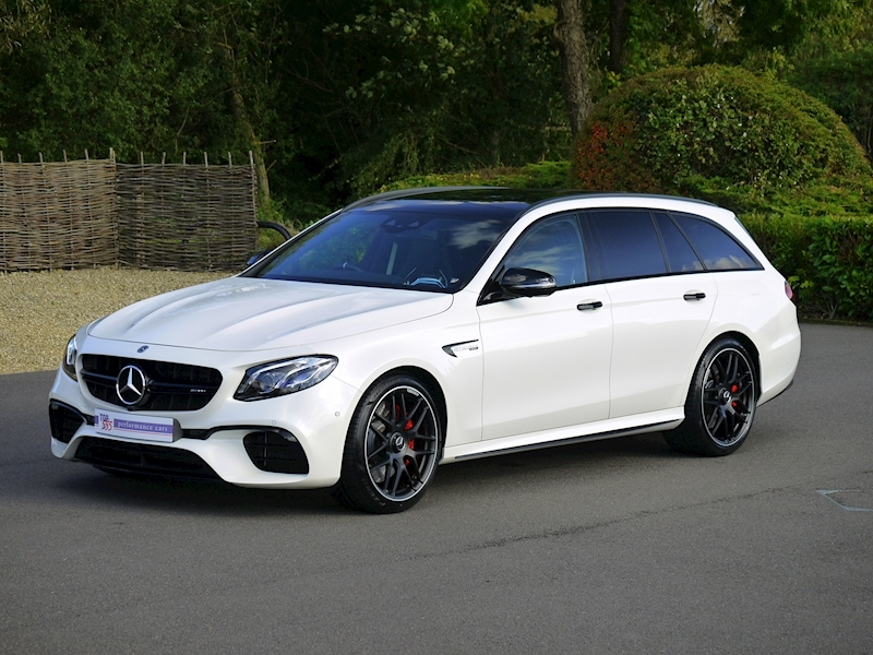 Mercedes-Benz E63 S AMG Estate 4.0 4Matic+ Premium - Large 20