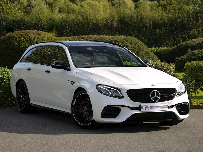 Mercedes-Benz E63 S AMG Estate 4.0 4Matic+ Premium - Large 22