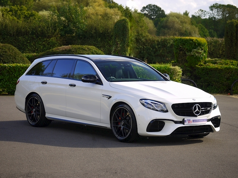 Mercedes-Benz E63 S AMG Estate 4.0 4Matic+ Premium - Large 34