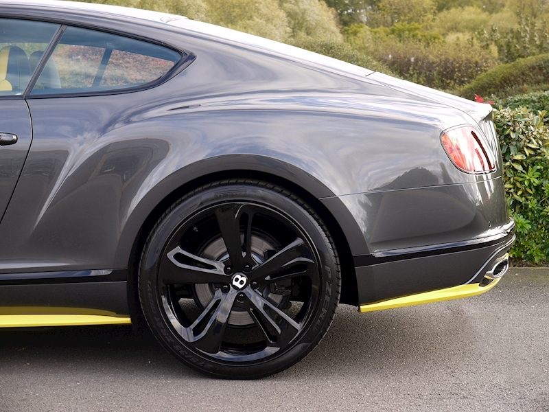 Bentley Continental GT 6.0 Speed - Black Edition - Large 2