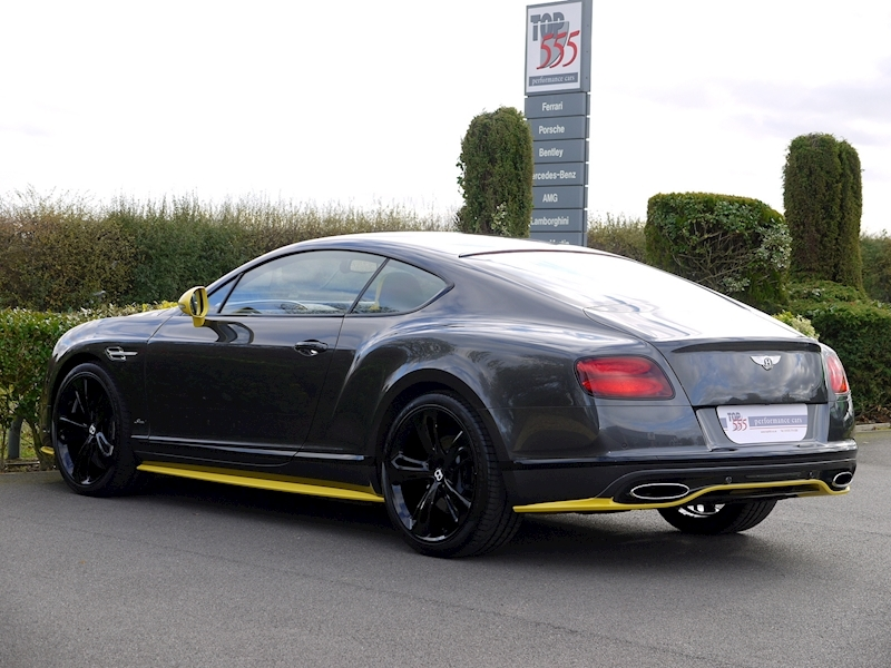 Bentley Continental GT 6.0 Speed - Black Edition - Large 13