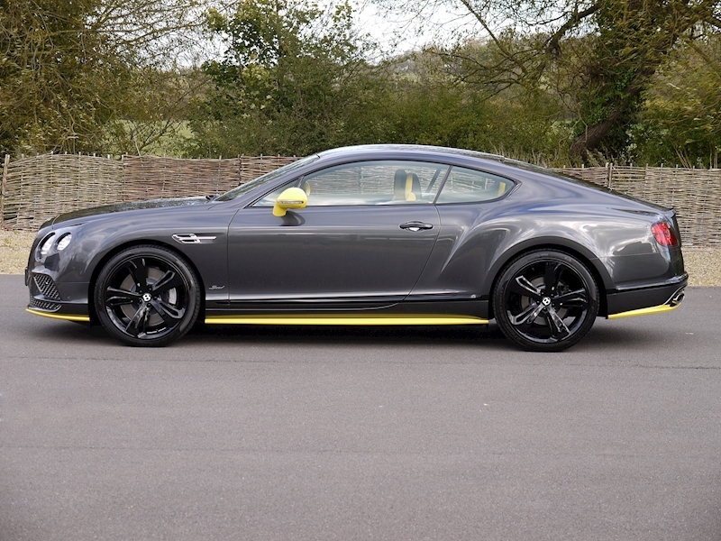 Bentley Continental GT 6.0 Speed - Black Edition - Large 25
