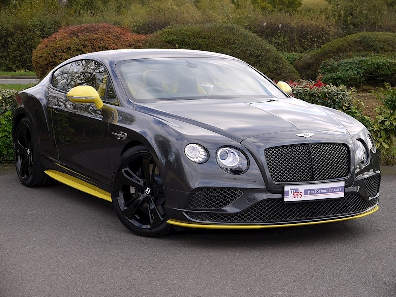 Bentley Continental GT 6.0 Speed - Black Edition - Large 28