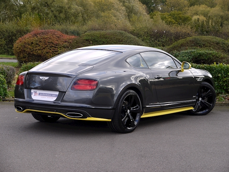 Bentley Continental GT 6.0 Speed - Black Edition - Large 29