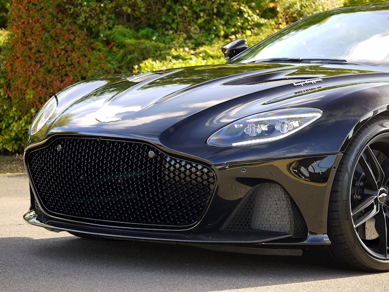 Aston Martin DBS Superleggera - Large 20