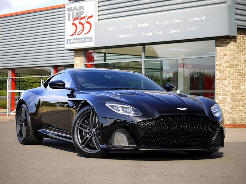 Aston Martin DBS Superleggera - Large 23