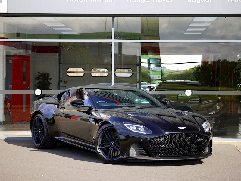Aston Martin DBS Superleggera - Large 33