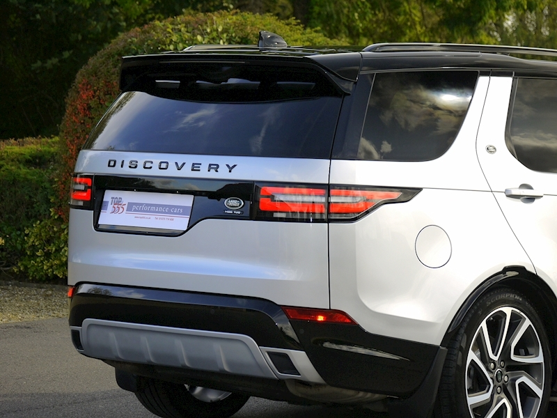 Land Rover Discovery 5 3.0 SDV6 HSE Luxury - Large 15