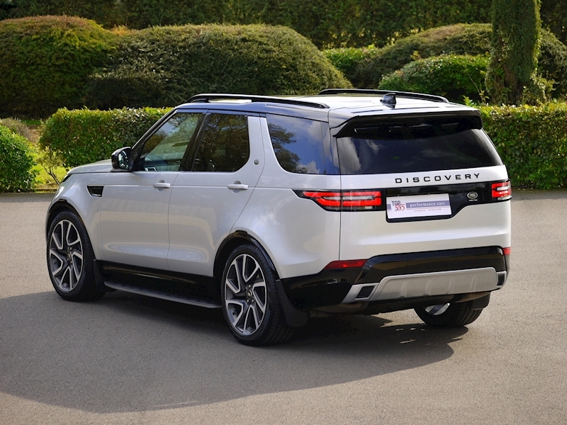 Land Rover Discovery 5 3.0 SDV6 HSE Luxury - Large 36