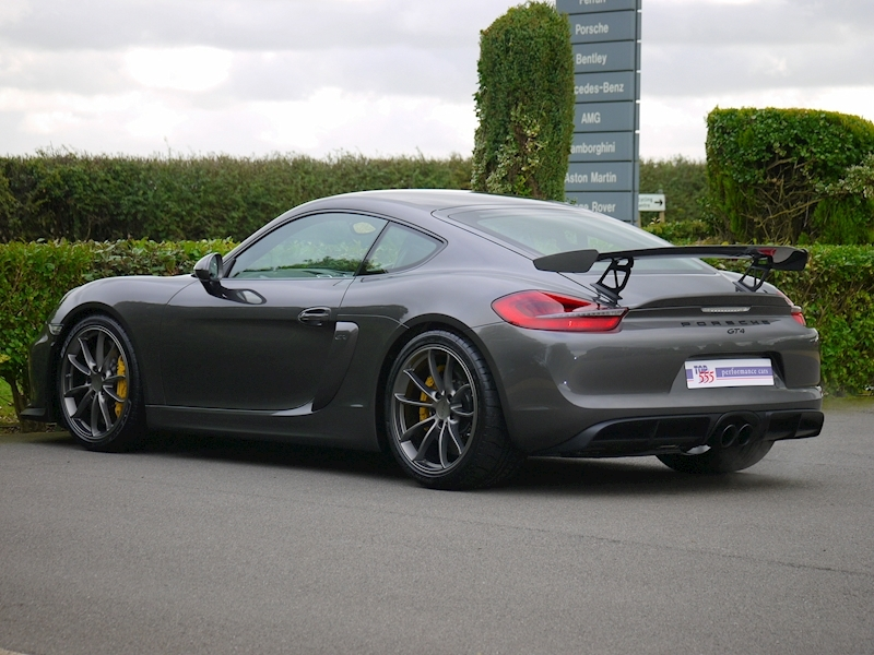 Porsche Cayman GT4 3.8 Clubsport - Large 11