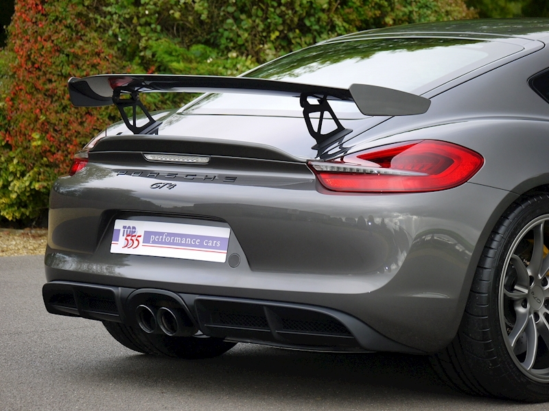 Porsche Cayman GT4 3.8 Clubsport - Large 12