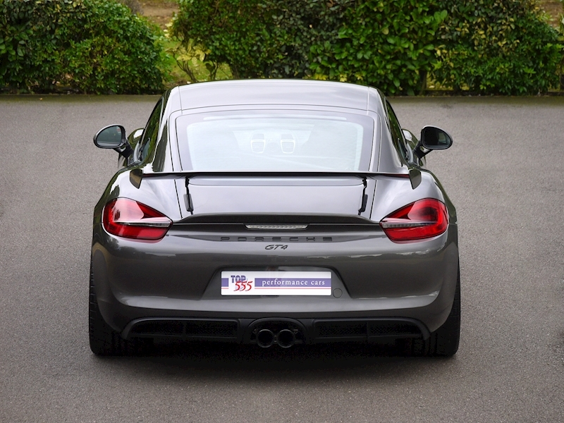 Porsche Cayman GT4 3.8 Clubsport - Large 16