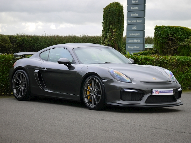 Porsche Cayman GT4 3.8 Clubsport - Large 18