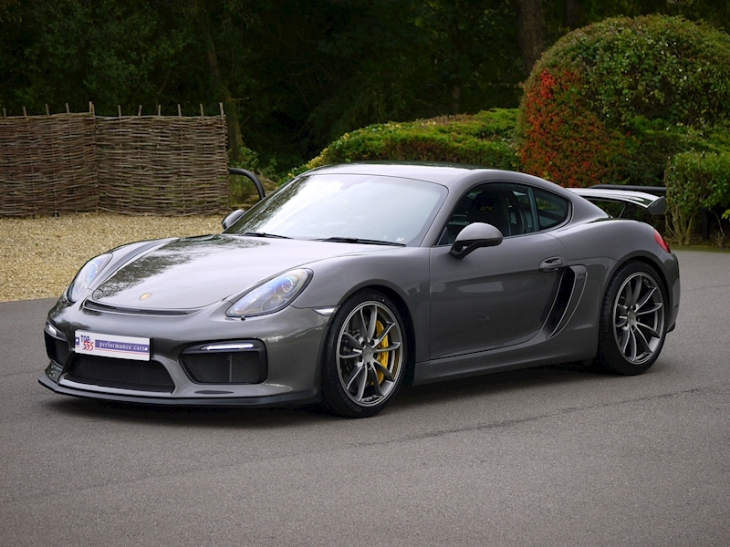 Porsche Cayman GT4 3.8 Clubsport - Large 21