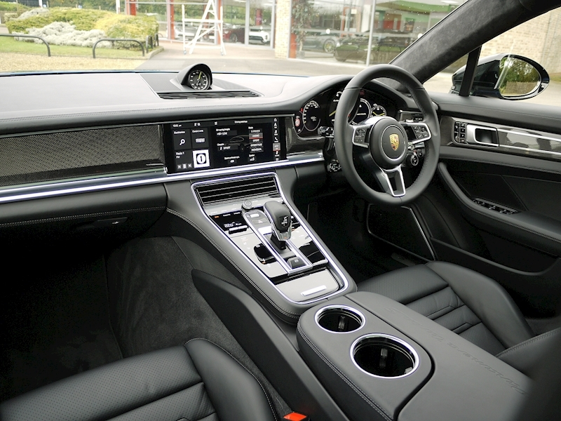 Porsche Panamera Turbo S E-Hybrid Executive PDK - Large 12