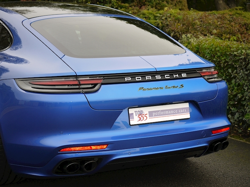 Porsche Panamera Turbo S E-Hybrid Executive PDK - Large 2