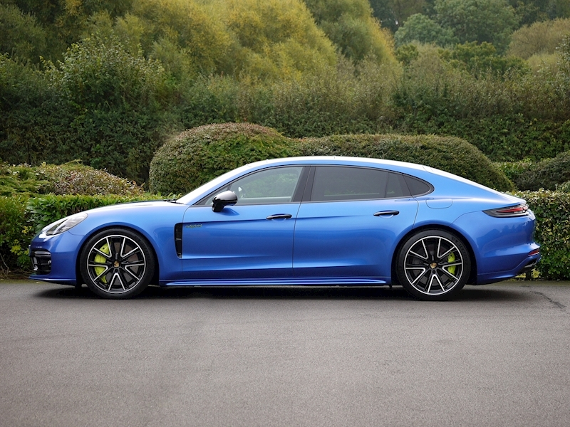 Porsche Panamera Turbo S E-Hybrid Executive PDK - Large 4