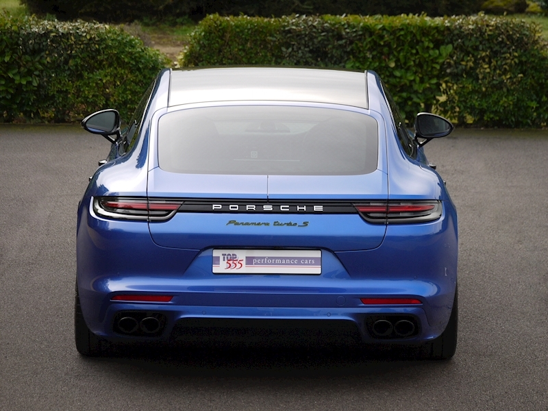 Porsche Panamera Turbo S E-Hybrid Executive PDK - Large 26